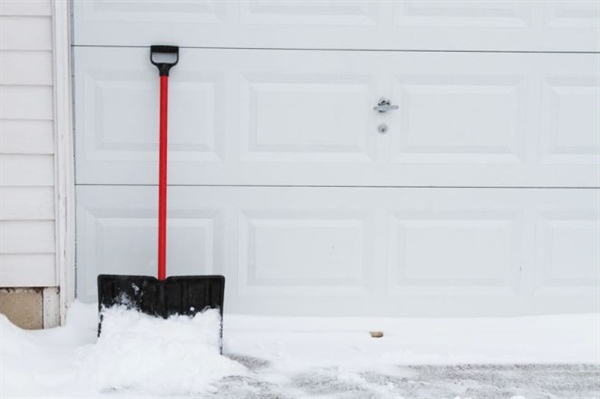 Why Hire a Professional to Winterize Your Garage Door