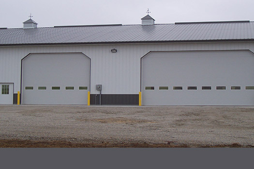 Overhead Doors Southeast Mn Commercial Install Repairs Kbs Companies